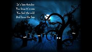 scary halloween poem scary halloween poem