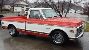 1969 Gmc Truck 1970 Chevy Cst 10 396 Short Box Chevrolet 70 67 72 Pickup Gmc 1971