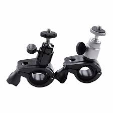 Bike motorcycle gps dvr <b>holder camera</b> dv support <b>aluminum</b> alloy ...