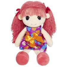 Характеристики модели <b>Мягкая игрушка Maxitoys Кукла</b> ...