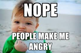 Angry Baby Fist Meme Generator - angry baby fist meme generator ... via Relatably.com
