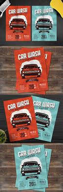 car wash service flyer by tokosatsu graphicriver car wash service flyer events flyers