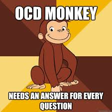 Why would you want To see me naked? - Curious George - quickmeme via Relatably.com