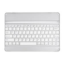 3nh Ultra-thin <b>Aluminum</b> Wireless Bluetooth Keyboard <b>Case Cover</b> ...