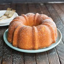 <b>6</b> Cup Vanilla Pound Cake