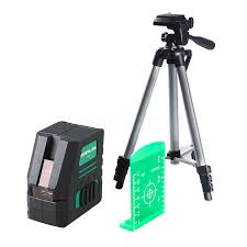 Уровень лазерный <b>FUBAG Crystal 20G</b> VH Set c зеленым лучом ...