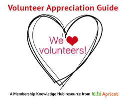 Volunteer Appreciation Guide - Volunteering - Knowledge