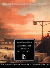 restoration and th century prose archives broadview press the broadview anthology of seventeenth century verse and prose