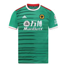 Wolves <b>2019</b>/20 <b>Adult</b> Third shirt | Wolves <b>2019</b>/20 European <b>Adult</b> ...