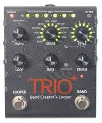 Купить гитарный эффект <b>DIGITECH TRIO+</b> Band Creator+Looper в ...