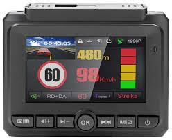 <b>Видеорегистратор</b> с <b>радар</b>-<b>детектором Playme</b> ALPHA, GPS ...