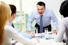 bosses unhappy at home wreak havoc at work niu newsroom angry boss
