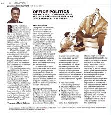 sme magazine office politics navigo nlp blog in the meantime please enjoy this article from carsten s monthly sme magazine article from on office politics