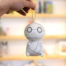 Wholesale <b>12cm Kawaii</b> Big Eyes Mini Mummy Plush Keychain Toy ...