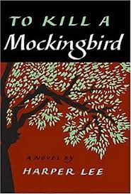 to kill a mockingbird   wikipedia  the free encyclopediacover of the book showing title in white letters against a black background in a banner