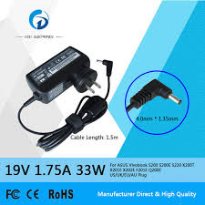 Online Shop 19V 1.75A 33W <b>AC</b> Laptop Power <b>Adapter Charger</b> For ...