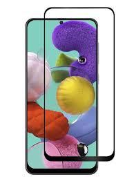 <b>Защитное стекло CaseGuru для</b> Samsung Galaxy A71 Glue Full ...