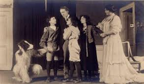 「1904, peter pan first play in london」の画像検索結果