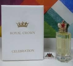 <b>ROYAL CROWN CELEBRATION</b> EXTRAIT DE PARFUM SPRAY 3.4 ...
