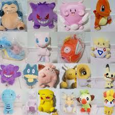 <b>Pokemon</b> Plushies (Snorlax/Gengar/Lapras/Mew/Blissey ...