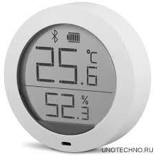 Купить <b>термометр Xiaomi Mijia</b> Hygrometer Bluetooth в Unotechno.ru
