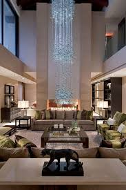 luxury living area with triple ceiling height hill house interiors amazing modern living room