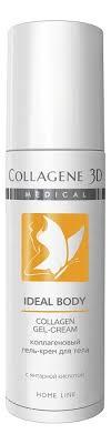 Коллагеновый <b>крем</b>-<b>гель для тела</b> с янтарной кислотой Ideal ...