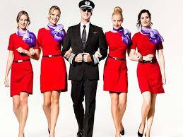 sexiest cabin crew in the skies virgin atlantic show off their sexiest cabin crew in the skies virgin atlantic show off their trolley dollies