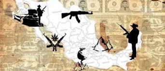 Resultado de imagen de mexico + narcos