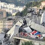 Salvini points finger at EU after Italian bridge disaster kills dozens