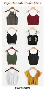 Tops <b>Hot Sale</b> Under $12.9 | Casual top <b>outfits</b>, <b>Trendy fashion</b> tops ...