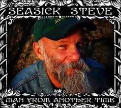Seasick Steve: 'Man From Another Time' (Atlantic) – Arguably the career zenith for the bearded wonder that is Seasick Steve. From start to finish, ... - 8109237_SeasickSteve