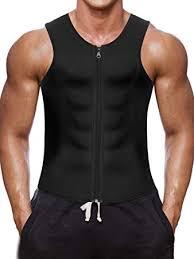Men Waist Trainer Vest Hot Neoprene Corset Body ... - Amazon.com