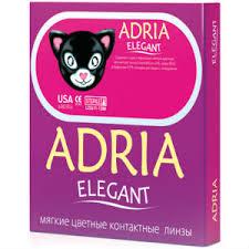 купить <b>цветные линзы Adria Elegant</b> (2 <b>линзы</b>) по выгодной цене ...