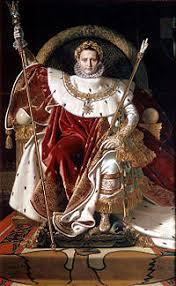 「1804年 - ナポレオン・ボナパルトの戴冠式がパリのノートルダム大聖堂」の画像検索結果