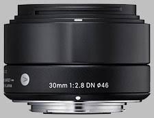 <b>Sigma 30mm f</b>/<b>2.8</b> DN Art Review