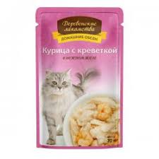 Рейтинг, обзор <b>корма</b> для кошек и котят «<b>Деревенские</b> ...