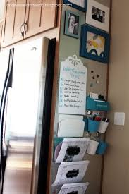 Kitchen Message Center 17 Best Images About Magnetic Boards On Pinterest Kitchen