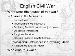 causes of the english civil war essay  www gxart orgessay on causes of the english civil war essay topicswhat caused the civil war in england