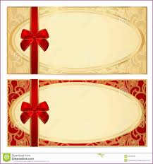 gift card template designpropo xample com gift card template t certificate voucher template bow