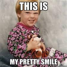 Ugly kid smile | Meme Generator via Relatably.com