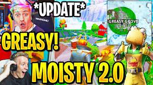 Streamers REACT To GREASY GROVE *BACK* + MOISTY PALMS ...