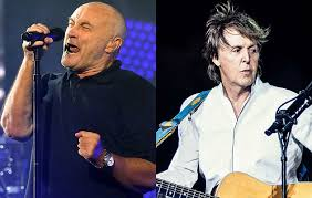 <b>Phil Collins</b> explains why he really doesn't like Paul McCartney | NME