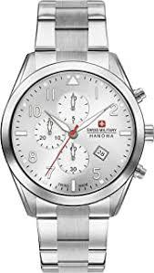 Swiss Military Hanowa - Watches / Men: Clothing ... - Amazon.com