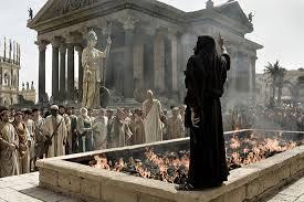 Risultati immagini per i pagani di fronte al cristianesimo