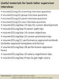 bank teller resume sample and bank teller resume examples no    top  bank teller supervisor resume samples    objectives for bank teller resume