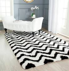 minimalis captivating gray living room flooring decor by pretty soft black white rug design idea black white rug home