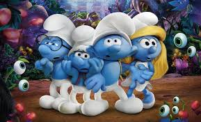 Image result for the smurfs the lost village