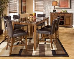 Kitchen Set Table And Chairs Bar Height Kitchen Table Sets Home Design Ideas