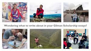 scholarship essay gilman scholarship essay